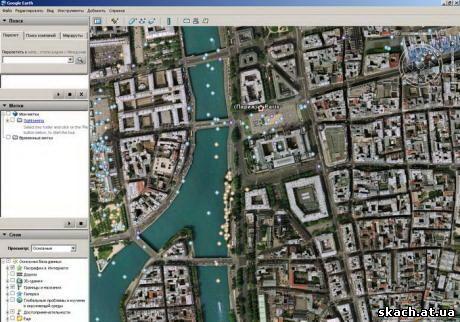 Google Earth Pro v4.3 + лекарство